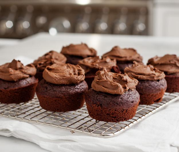 25 Deliciously Healthy Cupcake Recipes