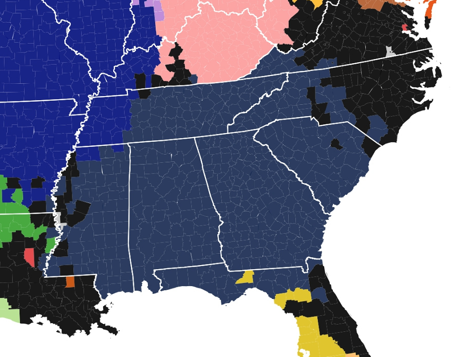 Where The Fans Of Every Baseball Team Live, According To Facebook