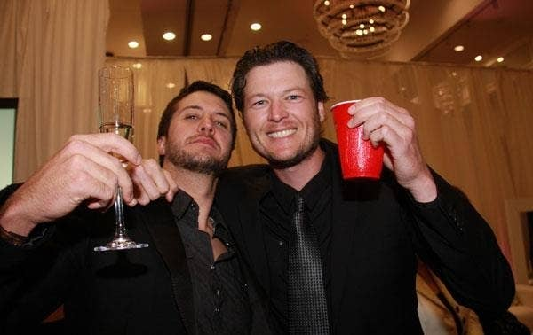 Cheers to our favorite country bromance!