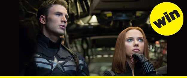 """Reviews are in for """"Captain America: The Winter Soldier,"""" and it sounds like a win! - [Variety]"""