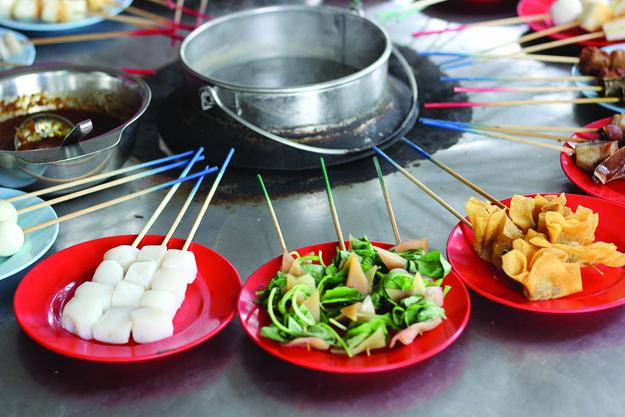 Lok Lok (Hot Pot)