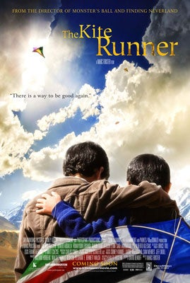 Based on the best-selling novel by Khaled Hosseini, the film depicts the story of friends Amir and Hassan, flashing back and forth from their childhood in Afghanistan to present-day California.