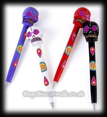 Here's something really fun that will brighten up your workspace (in a dark and creepy way)!£4.95