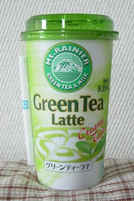 I was guzzling this perfect combination of sweet milk and bitter matcha twice a day.