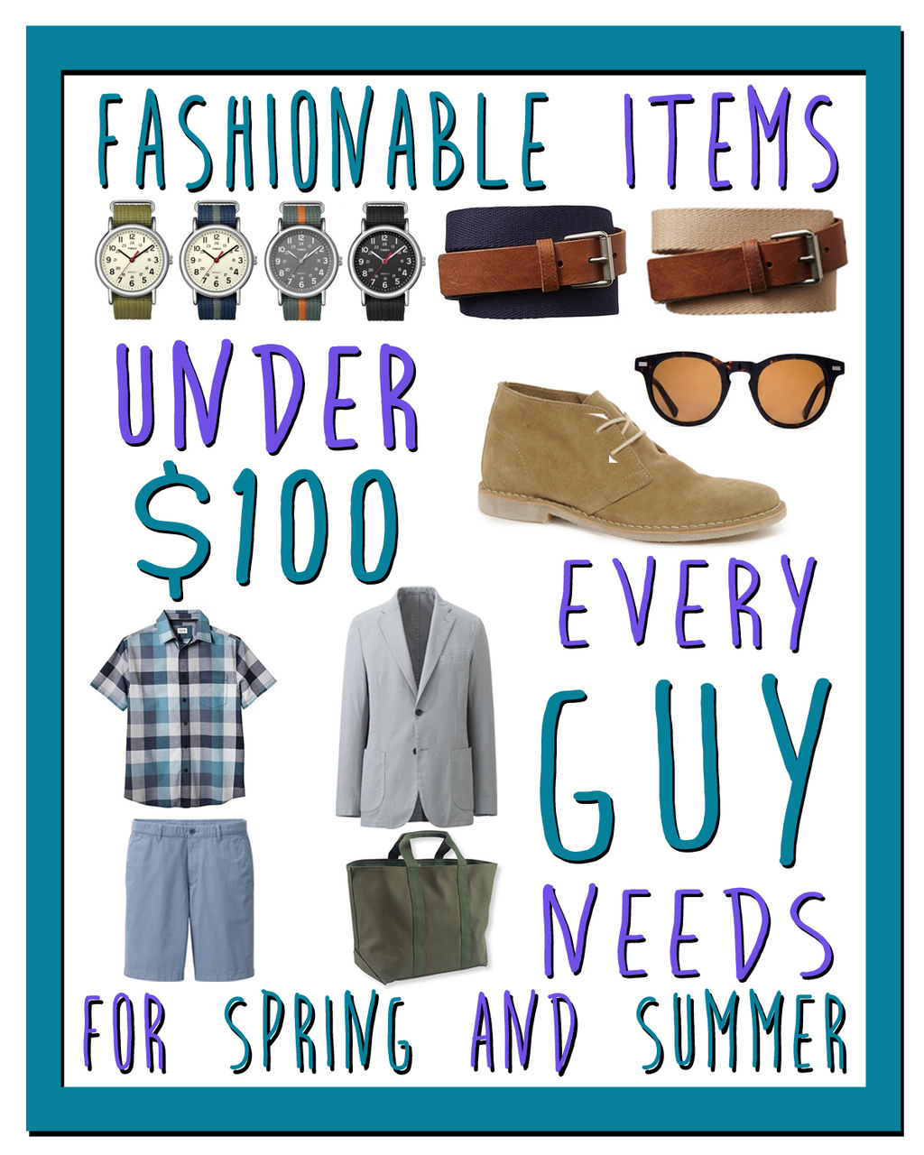 List of fashion items 54