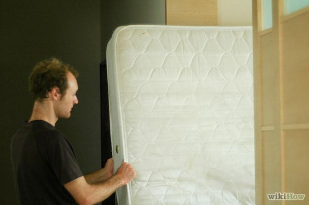 Se você tiver algumas horas: areje seu colchão.