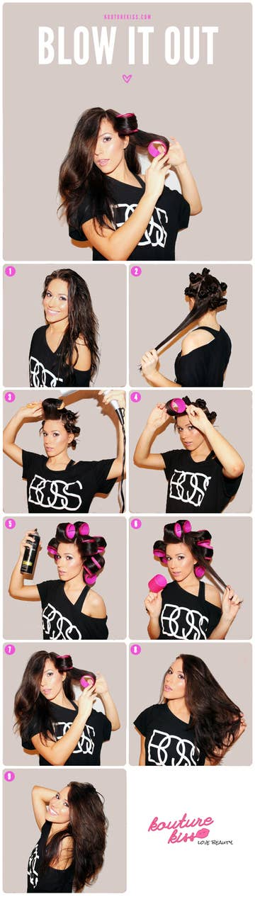 Hairstyles Step By Step Skushi