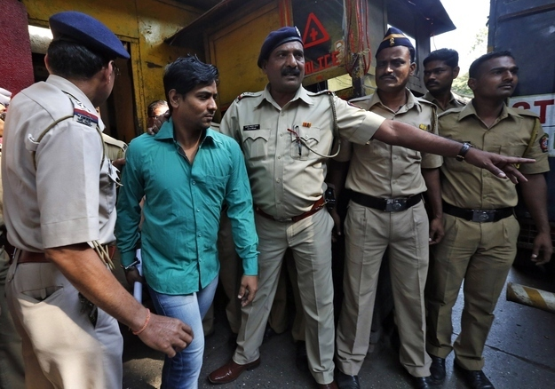 Four Men Convicted Of Gang Rapes In Abandoned Mumbai Mill Are Sentenced To Life In Prison
