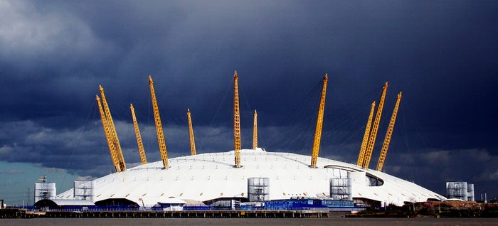 Our go to favourite London Arena and the only reason to go south of the river. The Millennium Dome was rotting away until some charitable Americans came along and gave us somewhere to watch Justin Bieber.