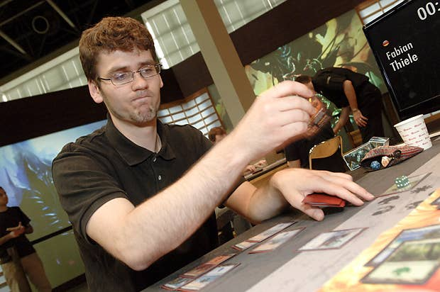The 18 People You Meet Playing Magic: The Gathering