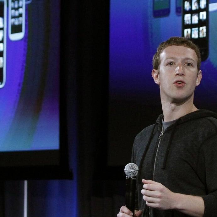 Mark Zuckerberg's $2 Billion Chance At A Moon Shot