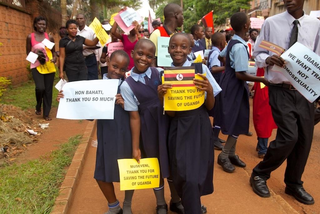 Uganda Celebrates Anti-Gay Law With Five-Hour Ceremony