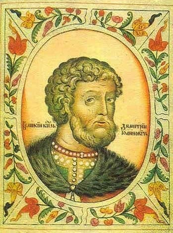 Years Active: 1350-1389 ADOccupation: Former Prince of Moscow. Current Orthodox Saint. Beard enthusiast.