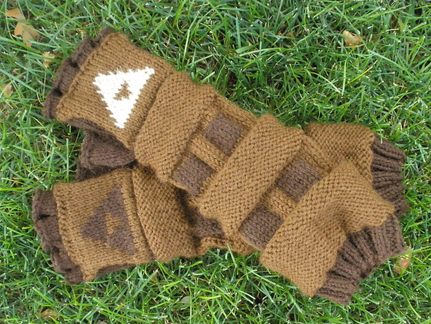 Baby Zelda Knitting Pattern : 19 Nerdy Knits You Need To Knit Right Now