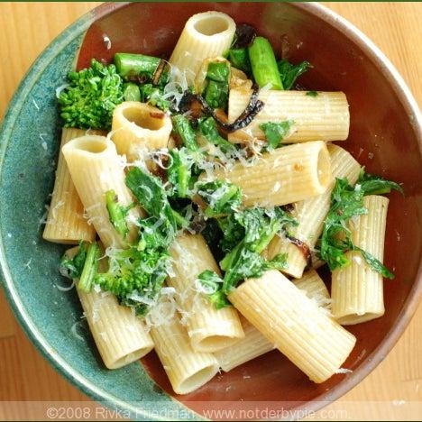 Rigatoni with Broccoli Rabe