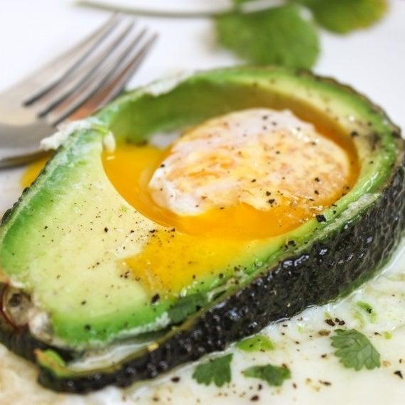 Avocado Fried Egg