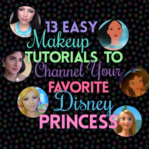 Channel Your Favorite Disney Princess