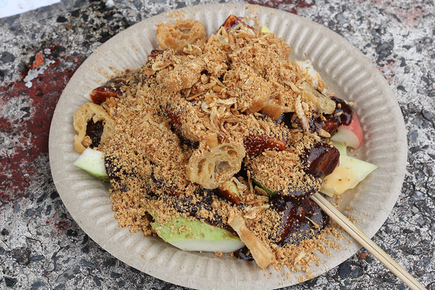 Rojak (Fruit and Vegetable Salad)