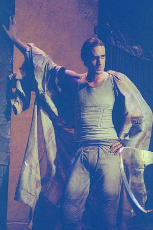 In 1996, 26-year-old Joseph Fiennes appeared in the title role of Troilus and Cressida, directed by Ian Judge.