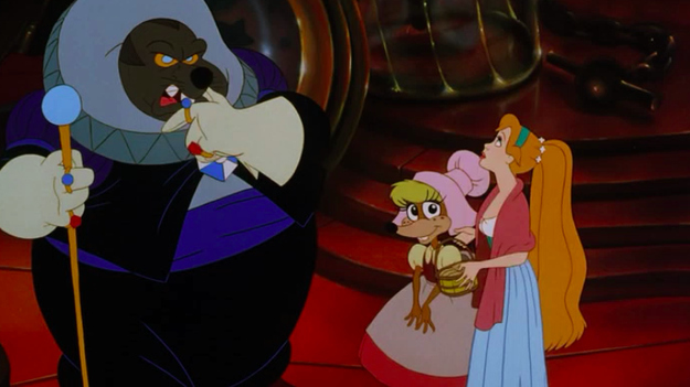 Quot Thumbelina Quot Is Actually A Terrifying Movie