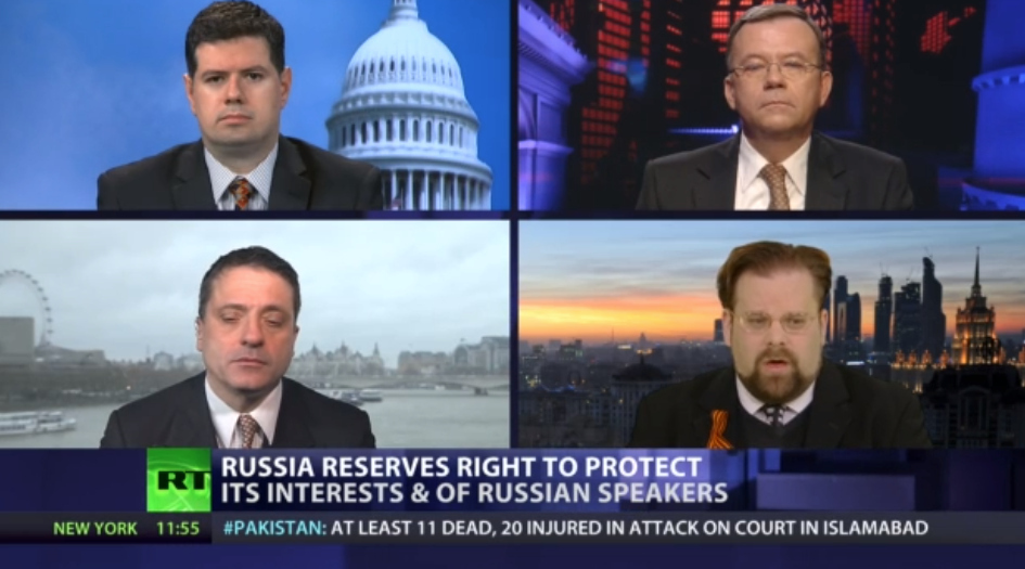 14 Insane Moments From RT's Coverage Of The Russian Invasion Of Ukraine