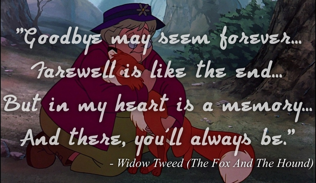 """16 Times """"The Fox & The Hound"""" Was Disney's Deepest Movie Ever"""