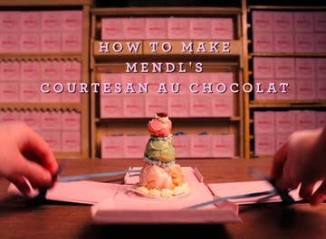 How To Make The Starring Pastry From Wes Anderson S New Movie