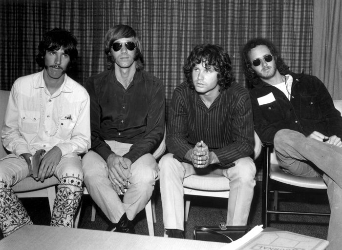 Ray Manzarek and Jim Morrison famously met as film students.