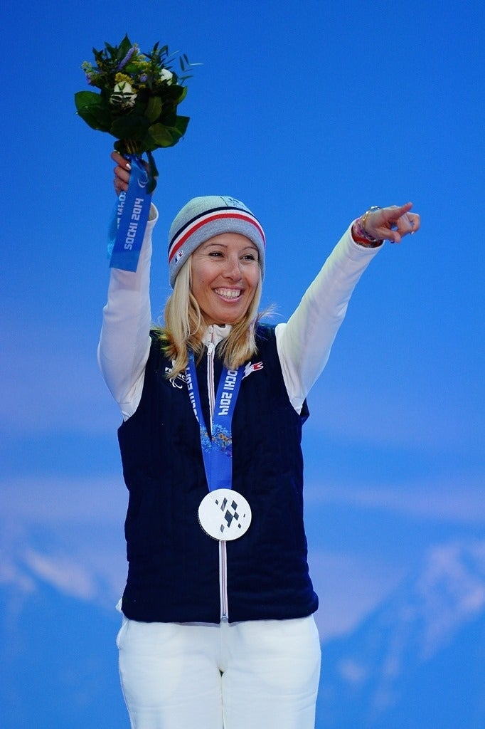 Cecile Cervellon Hernandez-Ep was not even on the radar to make the podium in the debut of snowboard cross at Sochi 2014, but she shocked fans with a combined time of 2:07.31 to take the silver medal.