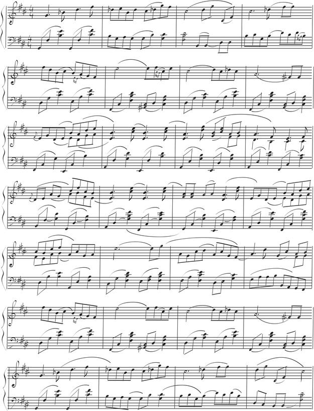 Music Paper Printable