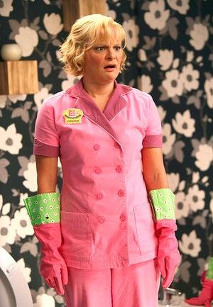 Plimpton as Virginia Chance on Fox's Raising Hope.
