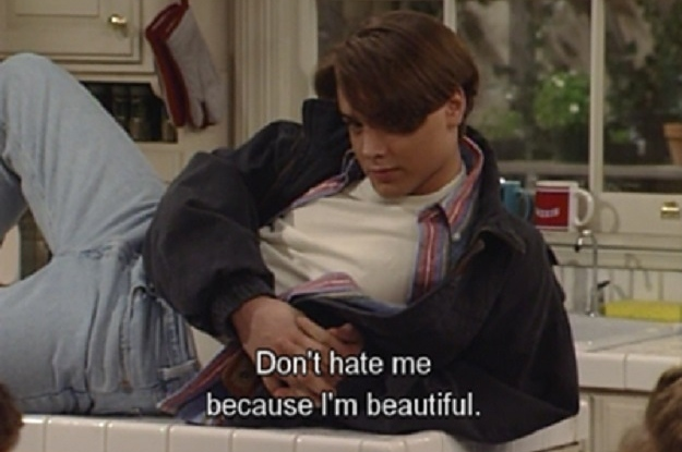 """24 Lessons We Learned From Watching Eric Matthews On """"Boy ..."""