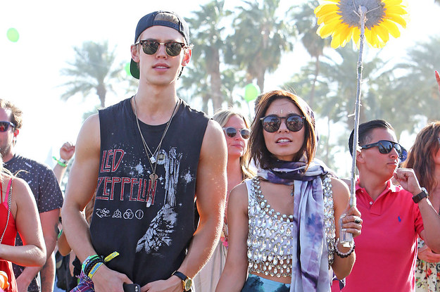 Image result for vanessa hudgens coachella