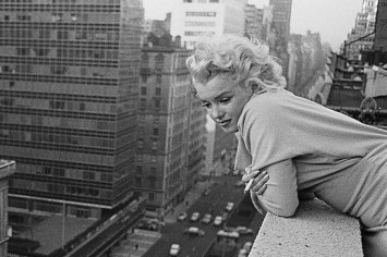 Marilyn Monroe House Address 31 candid photos of marilyn monroe in new york