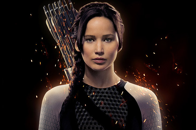 the hunger games district 4 female