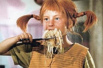 Pippi Longstocking Hot