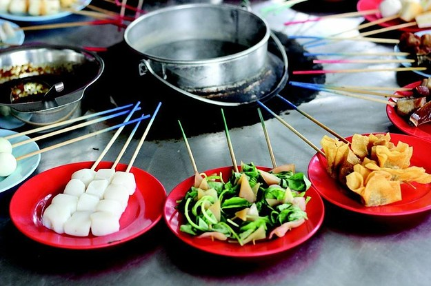 essay about various food in malaysia A serving size defined in the malaysian food pyramid may not  the malaysian  food pyramid acts as a guide  levels that represent various food groups such.