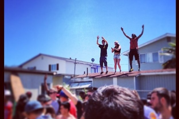 About 100 People Were Arrested After An Absolutely Insane College Beach Party