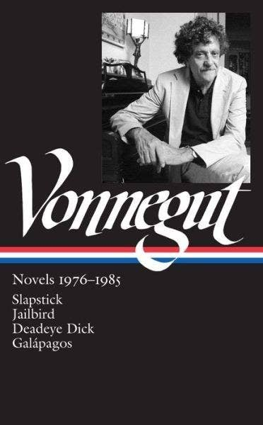 What it's about: With the success of Slaughterhouse-Five (1969), Kurt Vonnegut cemented his reputation as America's funniest and most original satirist. This third volume of the definitive edition of his fiction collects four novels written in the 1970s and '80s, when Vonnegut was at the height of his storytelling powers. Slapstick (1976) takes the form of the post-apocalyptic memoirs of Wilbur Daffodil-11 Swain, architect of a brilliant scheme to rid mankind of loneliness. Jailbird (1979) is a political fable of our time, the biography of a good man who becomes embroiled in several of the worst political scandals of the American Century. Deadeye Dick (1982) depicts a talentless playwright's struggle to atone for the crimes of his youth, and the sins of his country. Galápagos (1985), a favorite of the author's among his books, tells the story of how and why a million years ago—during the global ecological disaster of 1986—humankind embarked on an unlikely evolution. The volume is rounded out with an assortment of Vonnegut rarities: speeches, essays, and commentary from the period that touch upon the themes, incidents, and particulars of the novels.Why you should get it: The Library of America series is fantastic, and they've done a great job collecting major authors in the American canon. Release date: 5/1/2014