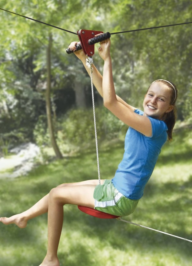 Backyard Zipline Kit, $199.95 Buy or Sell Electronics, Clothing, Accessories, Collectibles, cheapest cellphones, electronics stores onlines, and more