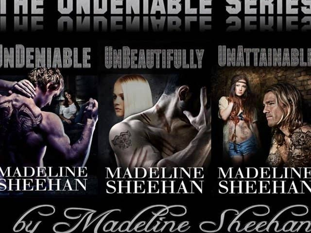 This gritty, down and dirty biker romance series would translate into such an amazing cable series. This three (and soon to be five) book series is the real deal. Did you ever think you wanted to live the life of a muffler bunny? Check out this series by Madeline Sheehan at http://www.madelinesheehan.com>