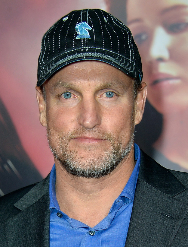Woody Harrelson — disorderly conduct and resisting arrest.