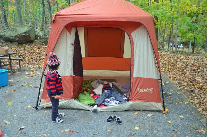 How A Camp Is Set Up Can Go Long Way Toward Ensuring Your Kids