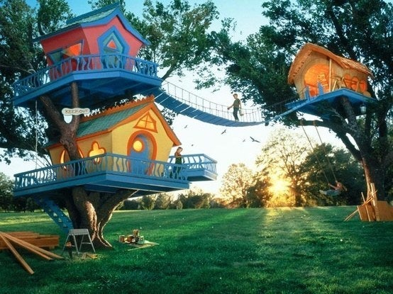 Most Amazing Backyards 29 amazing backyards that will blow your kids' minds