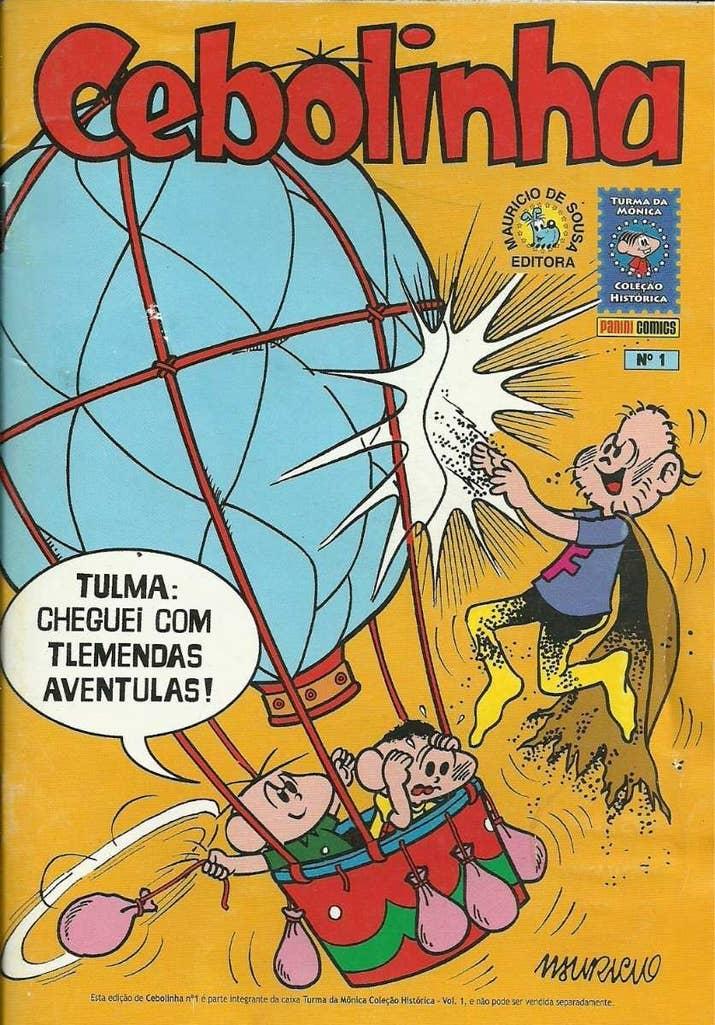 """""""Tlemendas aventulas"""". Publicadas originalmente em 1973."""