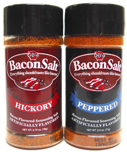 Want to add smoky, meaty flavor to a dish? These bacon salts are (weirdly) vegan.