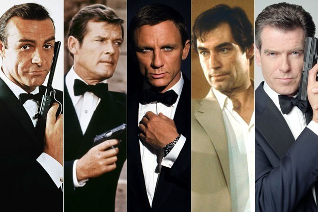 a look at the james bond character in the james bond novels by ian fleming