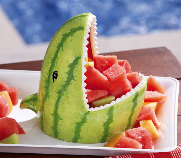 Watermelon Shark Fruit Server, $14.99 Buy or Sell Electronics, Clothing, Accessories, Collectibles, cheapest cellphones, electronics stores onlines, and more