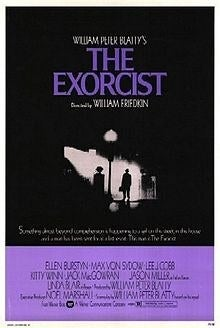"""The events of this supposed possession and exorcism inspired the novel The Exorcist and later the film by the same name. The case became more serious as vials of holy water placed near the boy would shatter, the words """"evil"""" and """"hell"""" would appear on the boy's body, and a picture of Jesus rattled on the wall. Representatives from several churches conducted an exorcism at Georgetown University Hospital over thirty times in the duration of several weeks."""