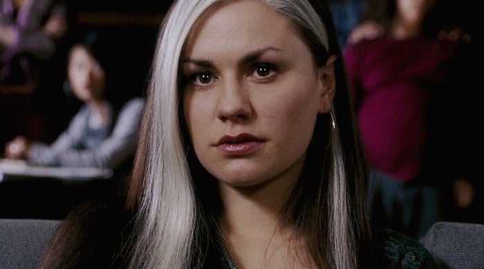 Anna Paquin as Rogue in 2006's X-Men: The Last Stand
